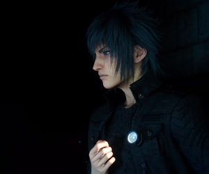ffxv, final fantasy xv, and noctis image