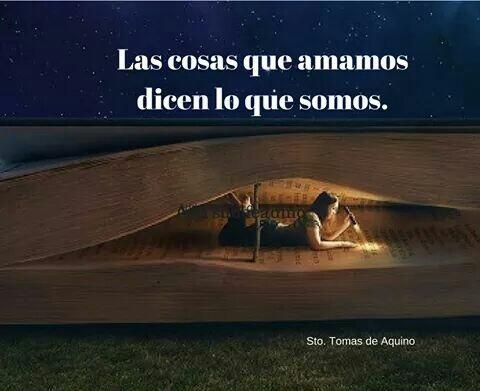 Santo Tomás De Aquino Frases On We Heart It