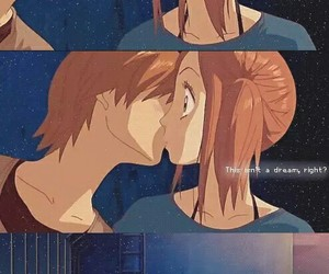 lovely complex, kiss, and love image