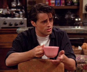 grunge, tumblr, and joey tribbiani image