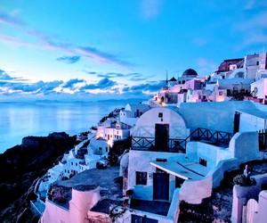 Greece, beautiful, and santorini image