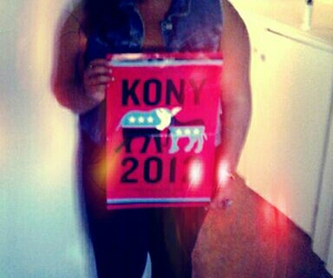 2012, support, and stop kony image
