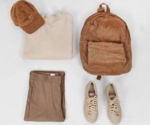 aesthetic, amazing, and backpack image
