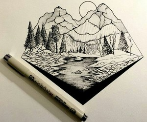 art and nature image
