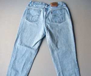 90s, mom jeans, and ebay image