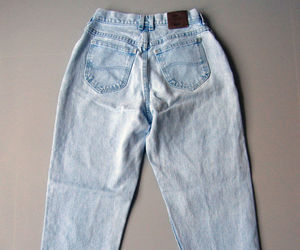 jeans and vintage image