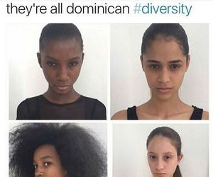 diversity, @baddies, and dominicans image