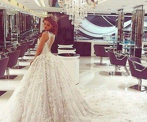 wedding dresses, cute, and love image