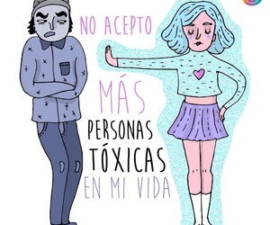 people, toxic, and frases image