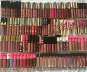 makeup, jeffree star, and too faced image