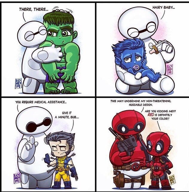 images about b max on we heart it see more about baymax