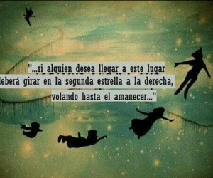frase, neverland, and quote image