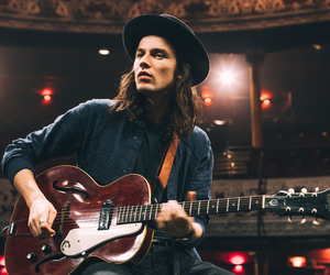 james bay, boy, and music image