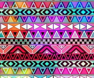 aztec and colors image