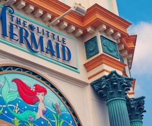 ariel, florida, and disney world image