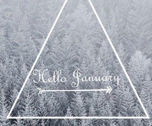 january, wallpaper, and winter image