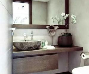 baño image