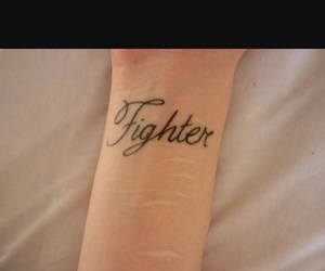 always, fighter, and ❤ image