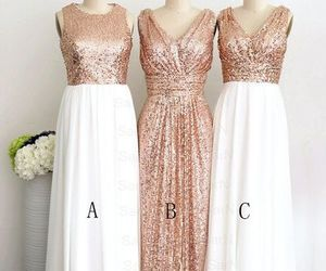 bridesmaid dresses, bridesmaid gowns, and cheap bridesmaid dresses image