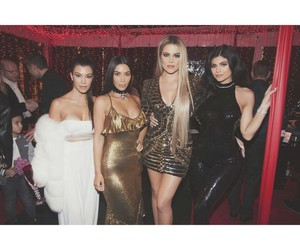 kim kardashian, kardashians, and khloe kardashian image