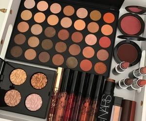 makeup, lipstick, and nars image