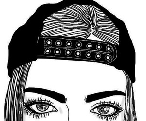 30 Images About Tumblr Girl On We Heart It See More About Outline