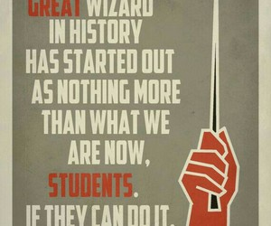 harry potter, quotes, and wizard image