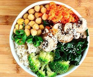 goals, veggies, and healthy food image
