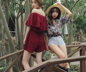 asian, asian fashion, and outfit image