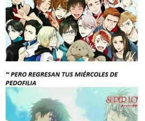 Super Lovers and yuri on ice image