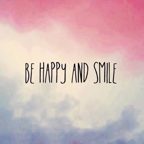 Be Happy Smile Your Wonderful And Beautiful Always Stay Happy