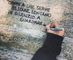 frasi, scritte, and italian quotes image