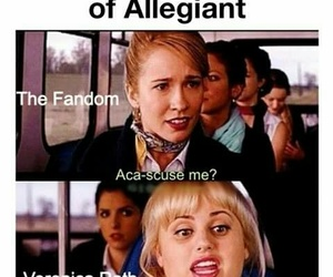 divergent, allegiant, and theo james image