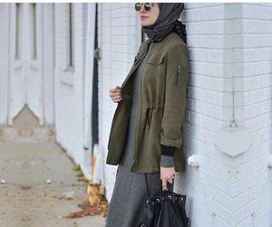 hijab stylish image