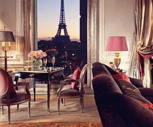 paris and my paris apartment image