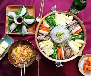 asian, carrots, and veggies image