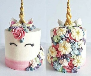 beautiful, cake, and cute image