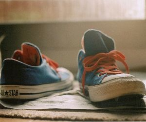 shoes, all star, and converse image