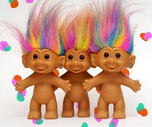 troll dolls image
