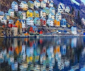 colorful, norway, and quote image
