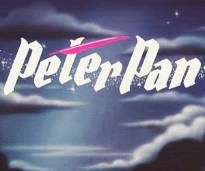disney, peter pan, and peter image