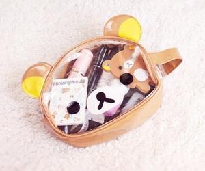 rilakkuma, cute, and bag image
