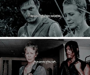 edit, tv show, and the walking dead image