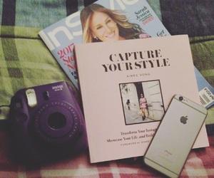 book, fashion, and fashionista image