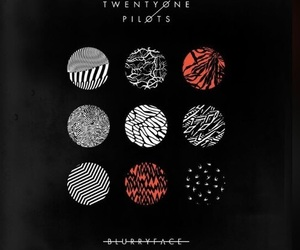 twenty one pilots, blurryface, and music image