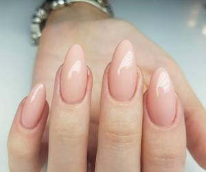 beautiful, long nails, and nails image