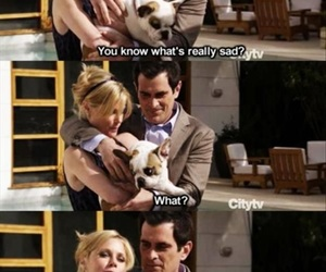 modern family, Claire, and titanic image