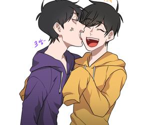 anime, yaoi, and jyushiichi image