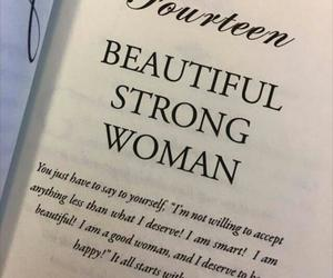 beautiful, quotes, and woman image