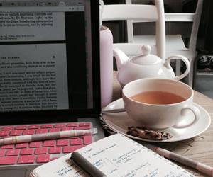 study and tea image